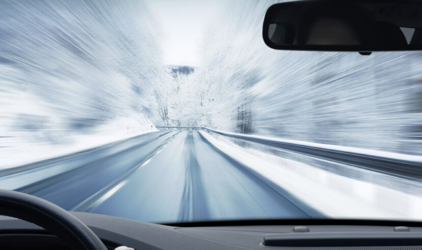 How do you build a winter emergency driving kit?