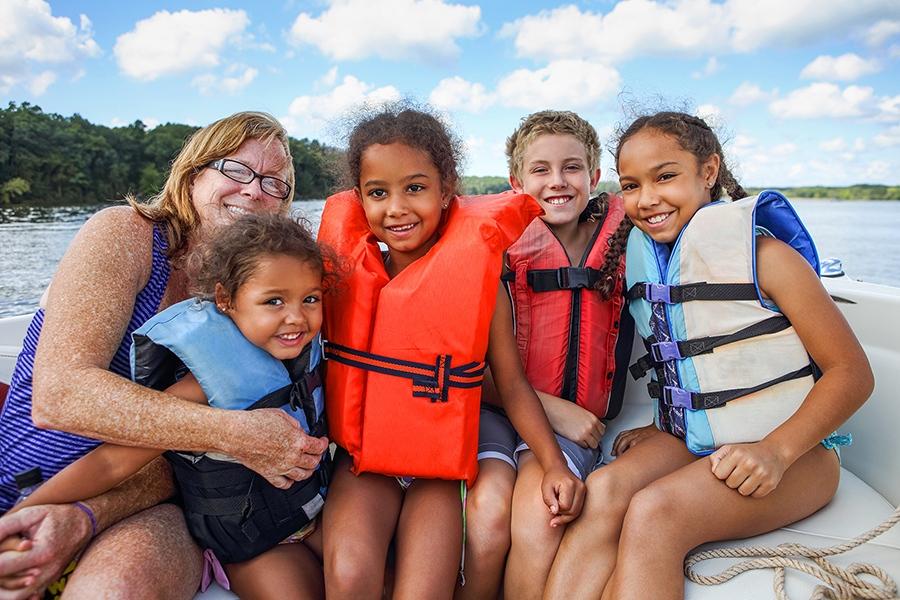 Summer Boating Safety Reminder